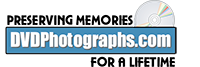 DVDPhotographs Logo